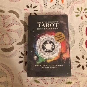 The Wild Unknown - TAROT card deck